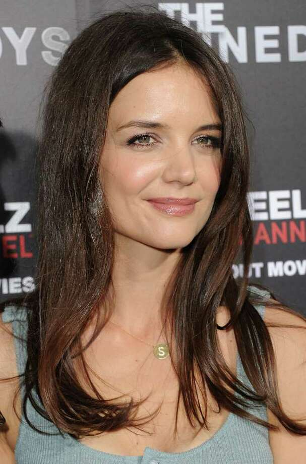 People  Magazines Most Beautiful People of 2011:  Actress Katie Holmes Photo: Jason Merritt, Getty Images / 2011 Getty Images