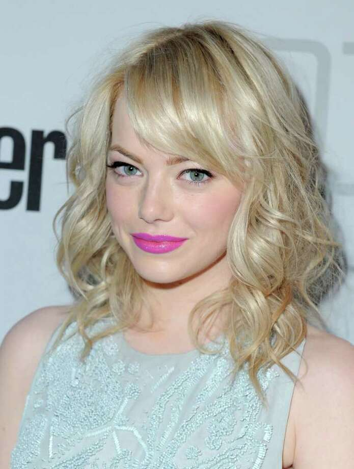 People  Magazines Most Beautiful People of 2011:   Actress Emma Stone Photo: Alberto E. Rodriguez, Getty Images / 2011 Getty Images