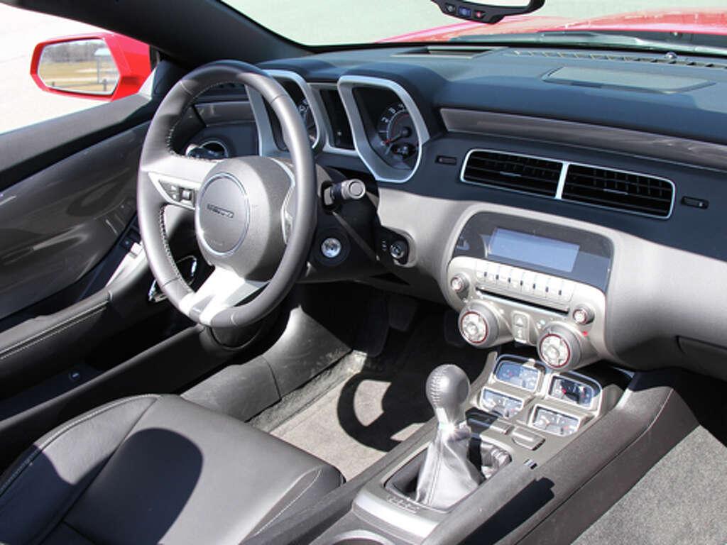 Ragtop Reprise: 2011 Chevy Camaro SS Convertible - Times Union
