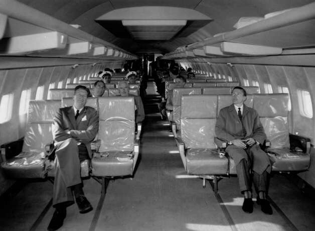 Boeing jetliners: Then and now - seattlepi.com