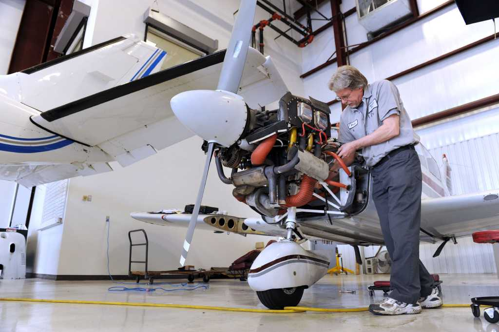 aviation maintenance Aviation maintenance technology is a challenging career field with excellent employment opportunities at enmu-roswell we offer: only faa part 147 a&p school in new mexico.