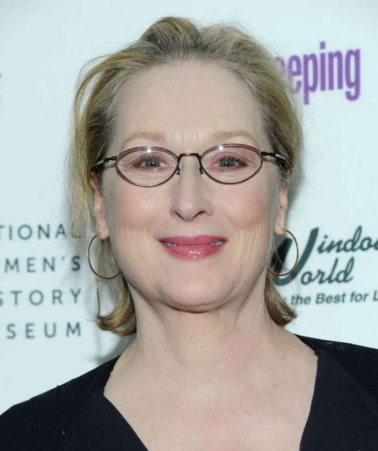 Actress Meryl Streep. Photo: Jason Kempin, Getty Images / 2011 Getty Images