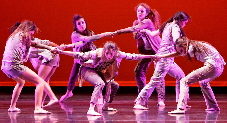 """San Antonio Metropolitan Ballet will present """"Crash,"""" by Boston choreographer Nikki Sell, during """"Dance Kaleidoscope."""" COURTESY RICHARD CALMES"""