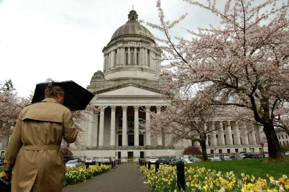 10. Olympia, Wash. Average relative humidity: 78 percent. Ted S. Warren/The Associated Press / AP