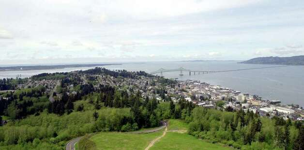3. Astoria, Ore. Average relative humidity: 81 percent. Don Ryan/The Associated Press