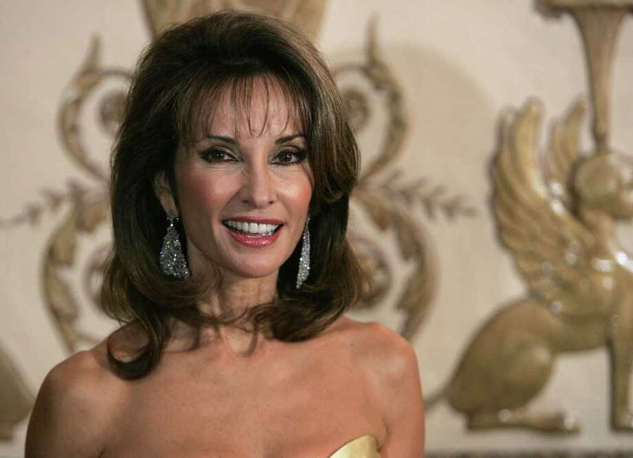 Actress Susan Lucci attends the Broadcasting and Cable16th Annual Hall Of Fame awards dinner at the Waldorf Astoria October 23, 2006, in New York City. Photo: Peter Kramer, Getty Images / 2006 Getty Images