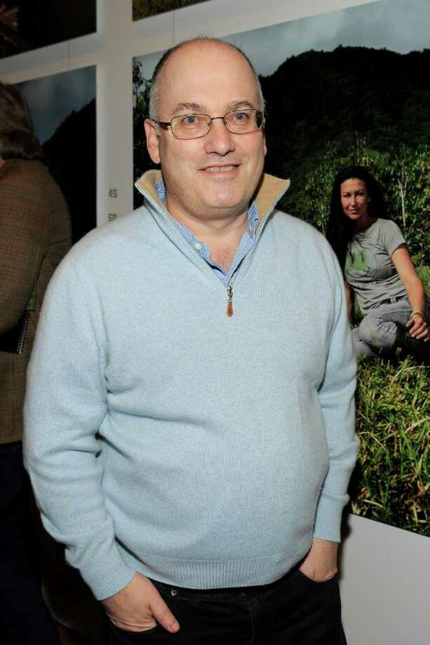 Steven Cohen appears in this file photo in New York City. The hedge fund billionaire founder of Stamford-based SAC Capital is among the bidders for a minority stake in the New York Mets, Bloomberg News reported. (Photo by Anthony Behar/Getty Images) Photo: Anthony Behar, Getty Images / 2010 Getty Images