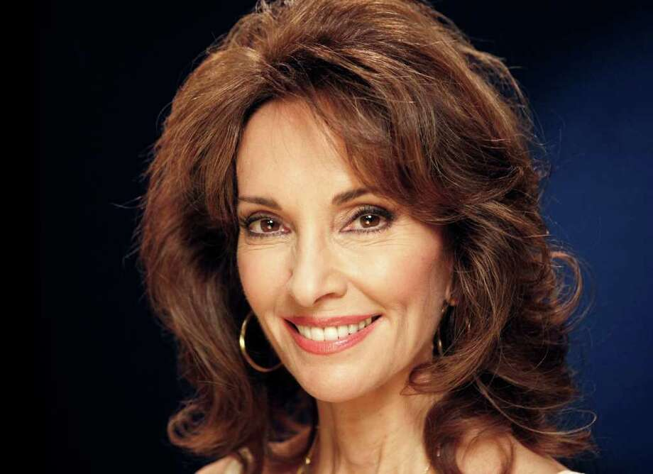 "FILE - In this March 28, 2011 file photo, actress Susan Lucci from ""All My Children,"" poses for a portrait in New York.  Lucci is the author of a new memoir titled ""All My Life.""  (AP Photo/Jeff Christensen, file) Photo: Jeff Christensen"