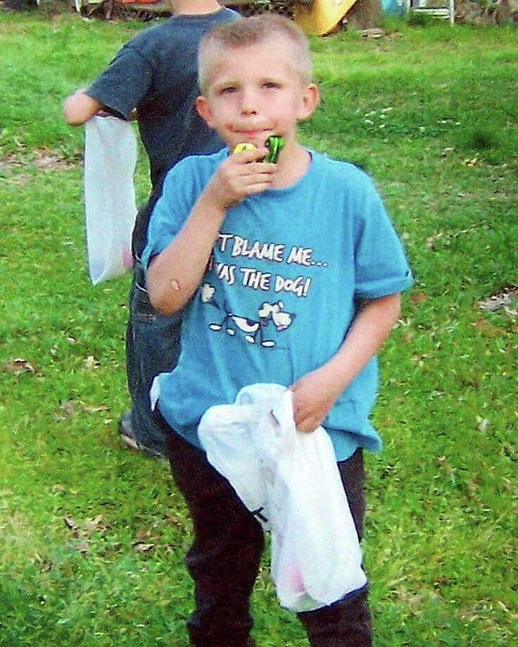 Donald Coffey, Jr. was seven years old when he died in May, 2009. photo provided by the Coffey family Photo: Provided
