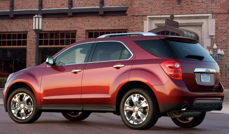 The 2011 Chevrolet Equinox LTZ is the top of the line, with a base price of $30,320 (plus $810 freight) for a four-cylinder engine and all-wheel drive. Photo: General Motors Co., COURTESY OF GENERAL MOTORS CO. / Chevrolet