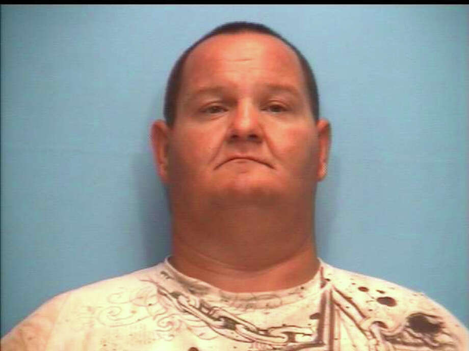 Derek Todd Williams was arrested after an active meth lab was discovered at his Vidor home where his two young daughters also lived. Provided.