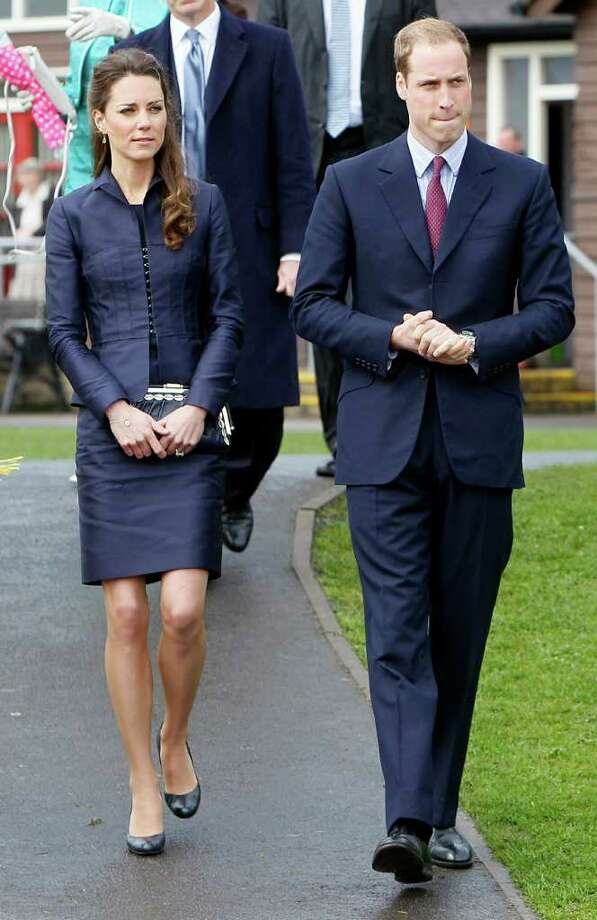 Prince William Kate Middleton were on schedule to marry at Westminster Abbey in London, on April 29, 2011. Photo: WPA Pool, Pool / Getty Images Europe