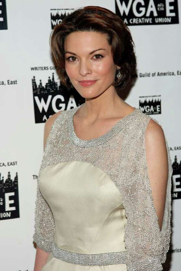 Alana De La Garza played Rose Santos on All My Children in 2001. Photo: Stephen Lovekin, Getty Images / 2009 Getty Images