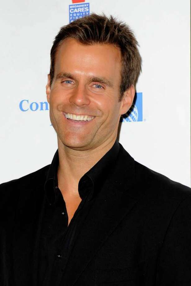Cameron Mathison plays Ryan Lavery on All My Children. Photo: Rob Loud, Getty Images / 2010 Getty Images