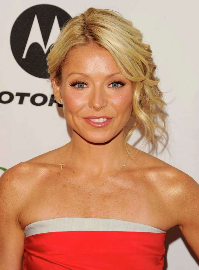 Kelly Ripa played Hayley Vaughan on All My Children in 1988. Photo: Andrew H. Walker, Getty Images / 2010 Getty Images