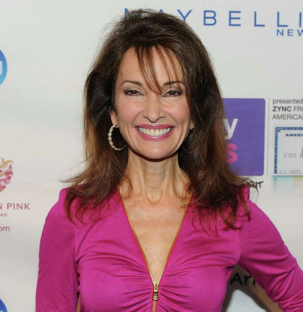 Susan Lucci plays Erica Kane on All My CHildren.