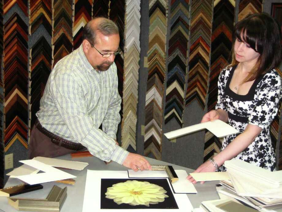 Newtown shop offers matting and frames for any budget - NewsTimes