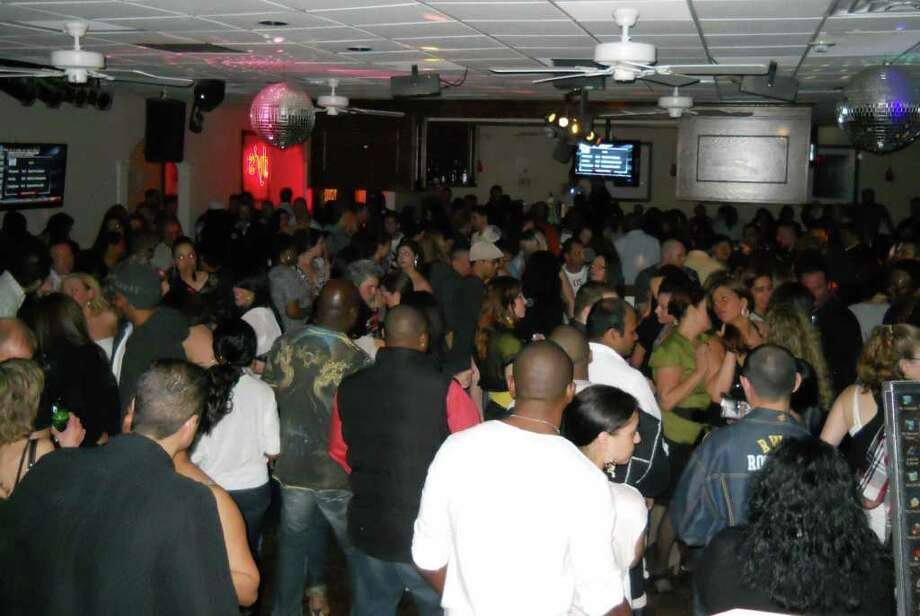 Teddy's attracts a large crowd in Danbury on a recent Saturday night. Photo: Contributed Photo / The News-Times Contributed