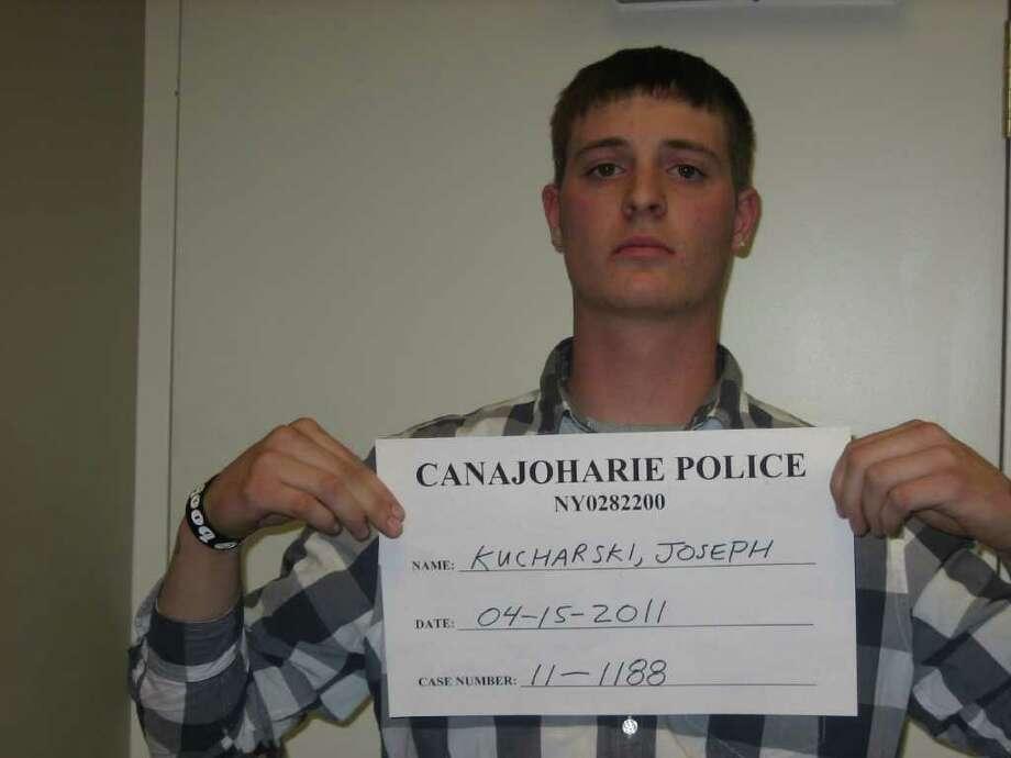 Joseph Kucharski. (Montgomery County Sheriff's Department photo)