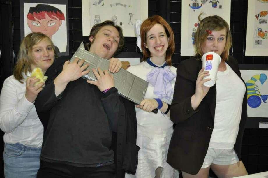 2011 Teen Anime Convention Photo: Dan Veet