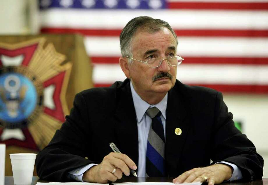 U.S. Rep. Ciro Rodriguez Photo: HELEN L. MONTOYA, Helen L. Montoya/Express-News / hmontoya@express-news.net