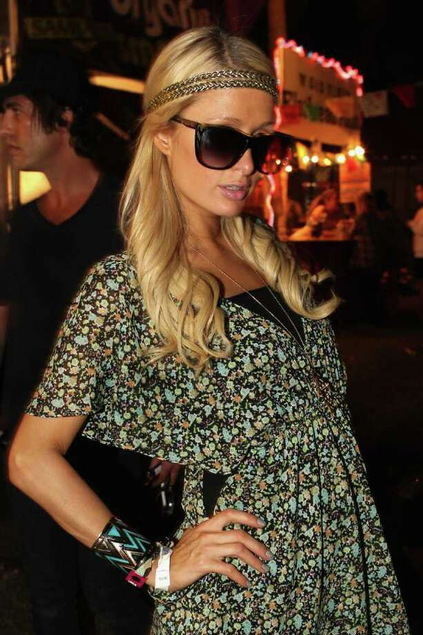 Paris Hilton. She can mentor Miley and Lindsay. Photo: Christopher Polk, Getty Images / 2011 Getty Images
