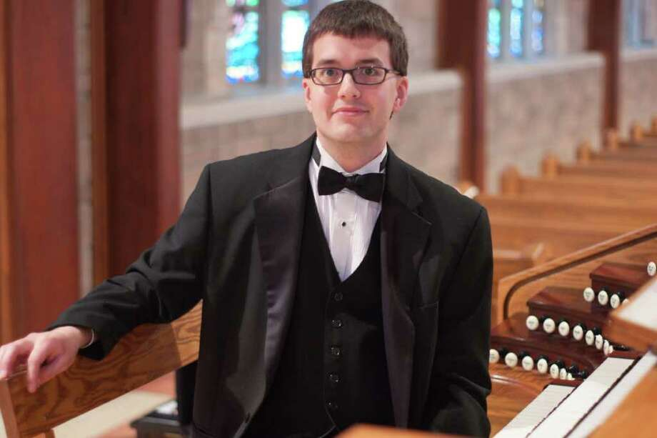 "Jeffrey Wood of Milford will be the featured organist next Sunday, May 1, at the Connecticut Chamber Choir's ""Requiem"" concert in Trumbull. Photo: Contributed Photo / Connecticut Post Contributed"