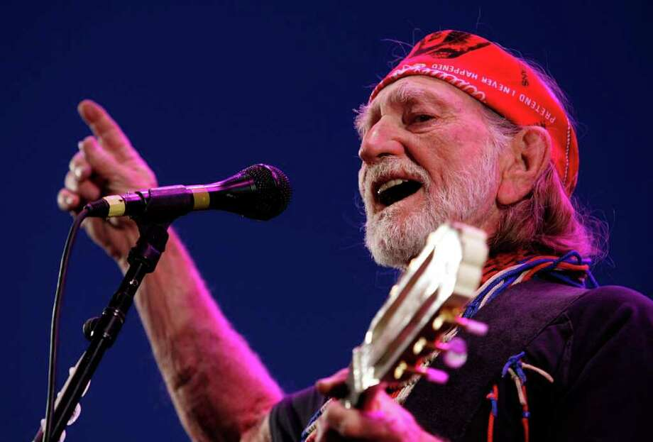Willie Nelson is among Rolling Stone's list of the top 10 tax-challenged musicians. Photo: Frazer Harrison, Getty Images / 2007 Getty Images