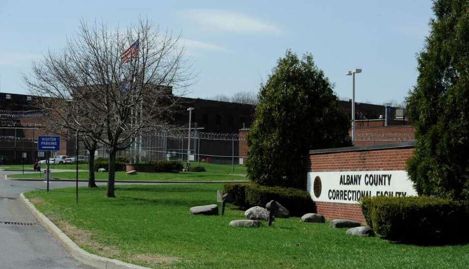 The Albany County Correctional Facility in Colonie, N.Y.   (Skip Dickstein / Times Union) Photo: SKIP DICKSTEIN