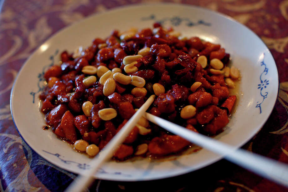 Sichuan Cuisine: 2347 NW Military Highway, 210-525-8118, be brave here and branch out from the Americanized standards to the authentic menu featuring flavors and dishes from Sichuan province. / SAN ANTONIO EXPRESS-NEWS