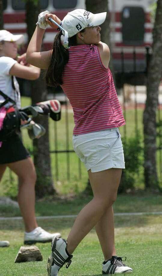 Region Iv 4a Girls Golf Tournament San Antonio Express News
