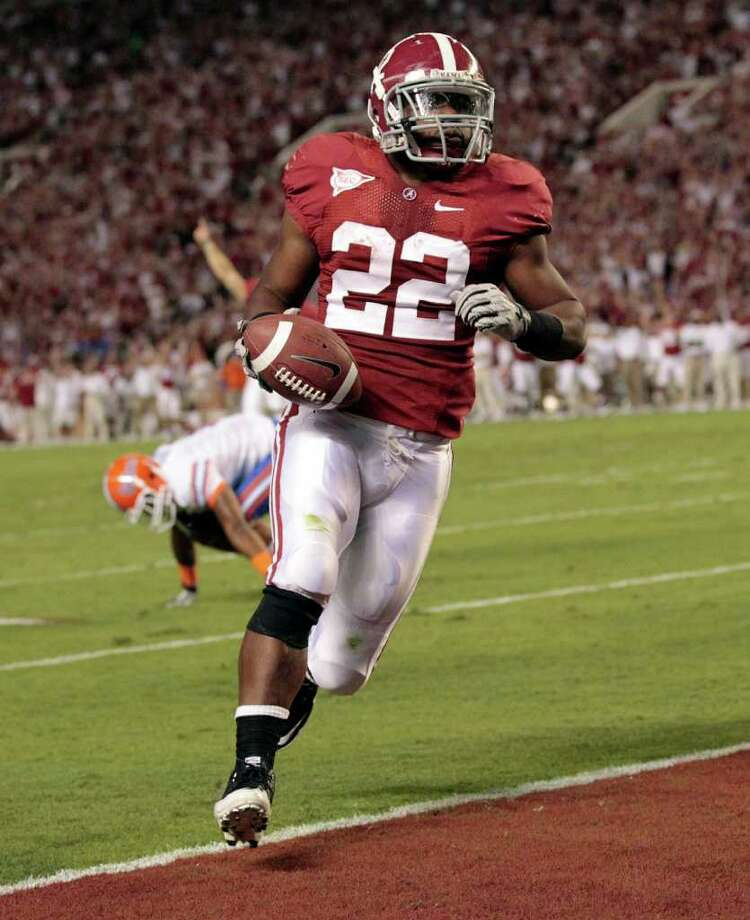 Alabama's Mark Ingram is expected to be one of the first three running backs chosen in the 2011 NFL Draft. Photo: Dave Martin/Associated Press