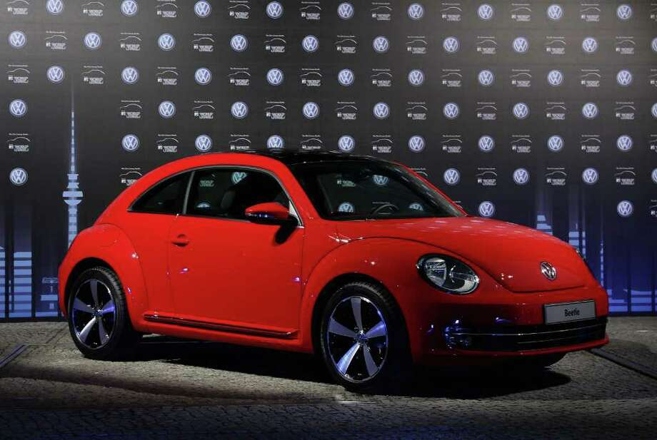 5. Volkswagen New BeetleReason: Ridiculously 'cute'Source: CarInsurance.com Photo: Andreas Rentz, Andreas Rentz / Getty Images / 2011 Getty Images