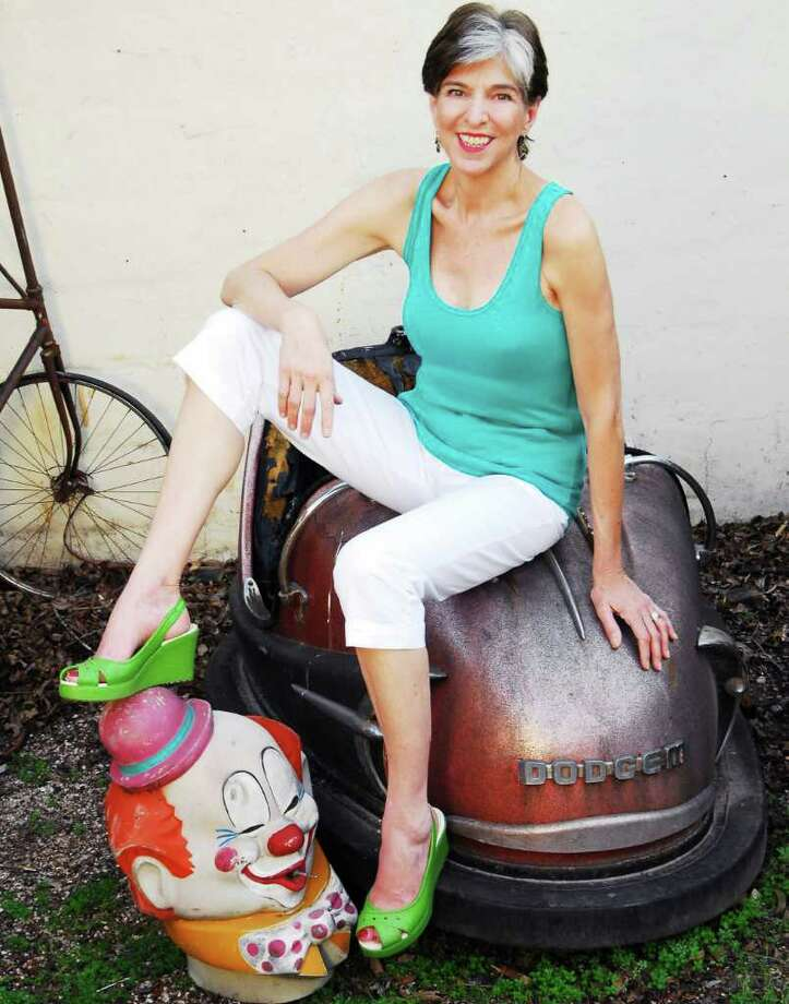 "Marcia Ball's new CD is ""Roadside Attractions"" Photo: Mary Keating Bruton"