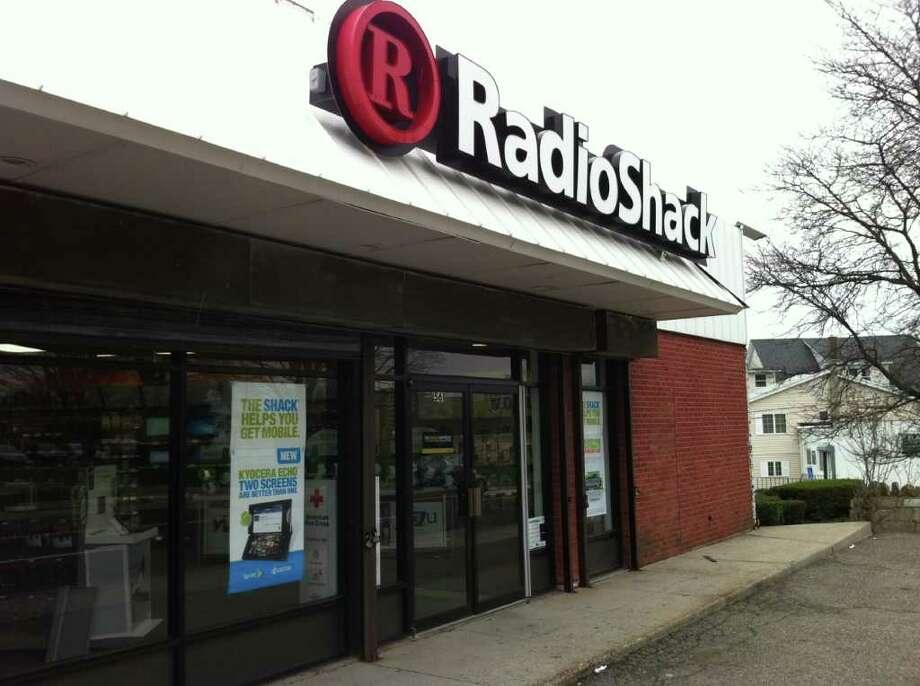 The RadioShack story at 561 Elm St. has been targeted by thieves multiple times in the past year, including Monday night when an armed robber made off with money from the cash drawer. Photo: Jeff Morganteen / Stamford Advocate