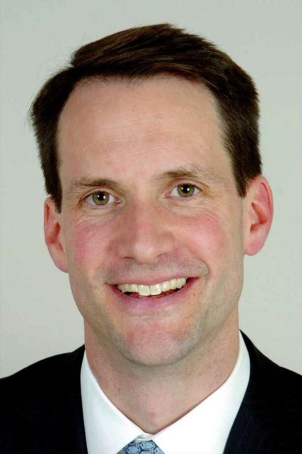 U.S. Congressman Jim Himes, D-Conn., said he supports a measure to raise the federal debt ceiling, the focus of the next divisive vote on Capitol Hill. Photo: Ned Gerard, ST
