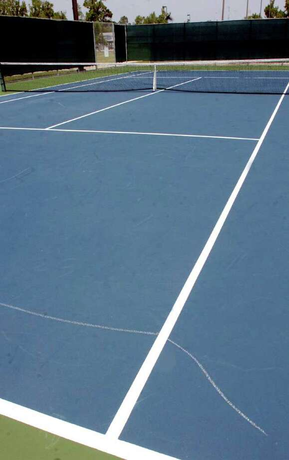 The City of Beaumont will draft a contract for a private company to operate the Beaumont Municipal Tennis Complex.The city currently spends about $150,000 a year on its operation, but the contractor would assume most of the costs. Photo: Pete Churton