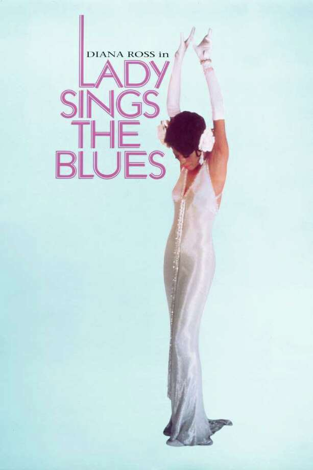 """Diana Ross stars as blues singer Billie Holiday in """"Lady Sings the Blues,"""" screening at Proctors."""