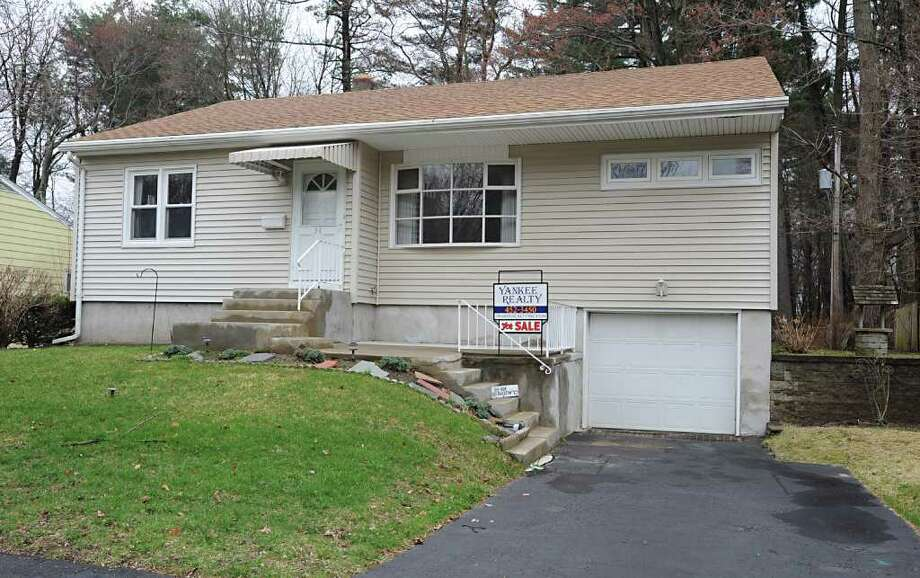 A house for sale in Guilderland, N.Y. Wednesday April 20, 2011. (Lori Van Buren / Times Union) Photo: Lori Van Buren