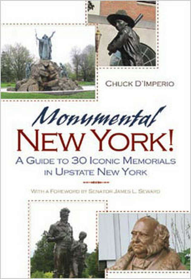 """Monumental New York!"" by Chuck D'Imperio"