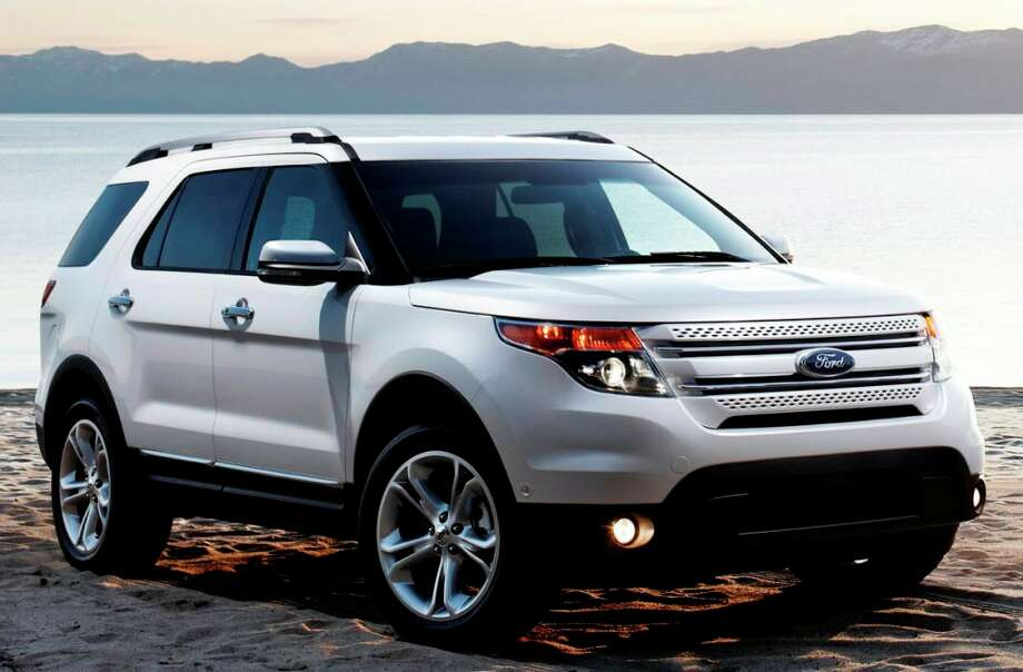 The new Ford Explorer comes with a long list of standard equipment, including state-of-the-art safety features. Photo: COURTESY OF FORD MOTOR CO.