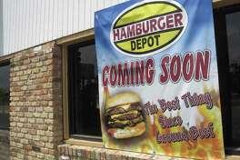 Hamburger Depot will open at 1920 Nederland Ave. next month.