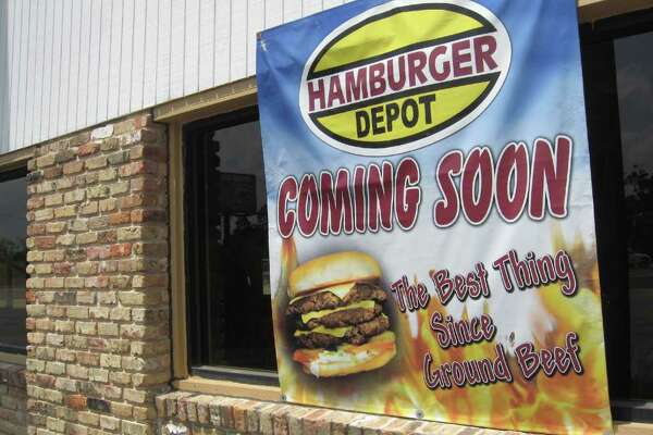 Hamburger Depot will open at 1920 Nederland Ave. next month.
