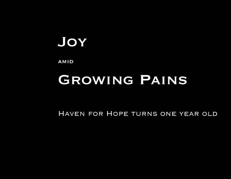 Joy amid growing pains Photo: Express-News