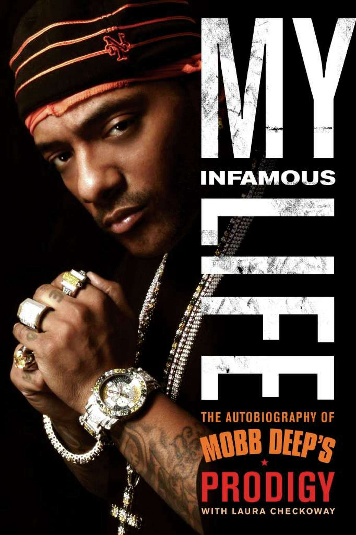 """Albert """"Prodigy"""" Johnson, one half of the legendary Queens, N.Y. rap duo Mobb Deep, has released his autobiography, """"My Infamous Life: The Autobiography of Mobb Deep's Prodigy."""""""