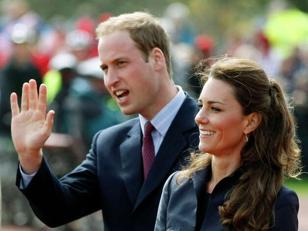 Prince William of Wales and Catherine Middleton are to be married. ASSOCIATED PRESS