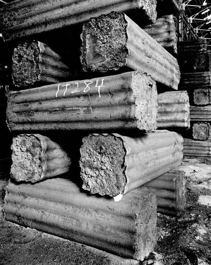 Bethlehem Steel Co., Aug. 8, 1975. Photo: Seattlepi.com File
