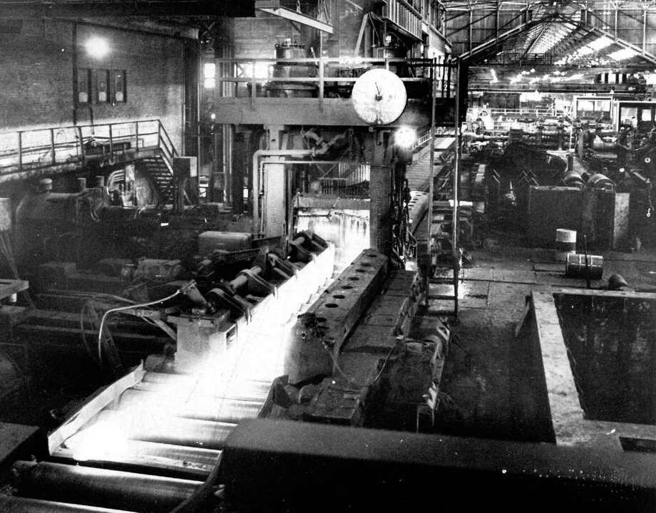 Bethlehem Steel, Aug. 24, 1975. Photo: Seattlepi.com File