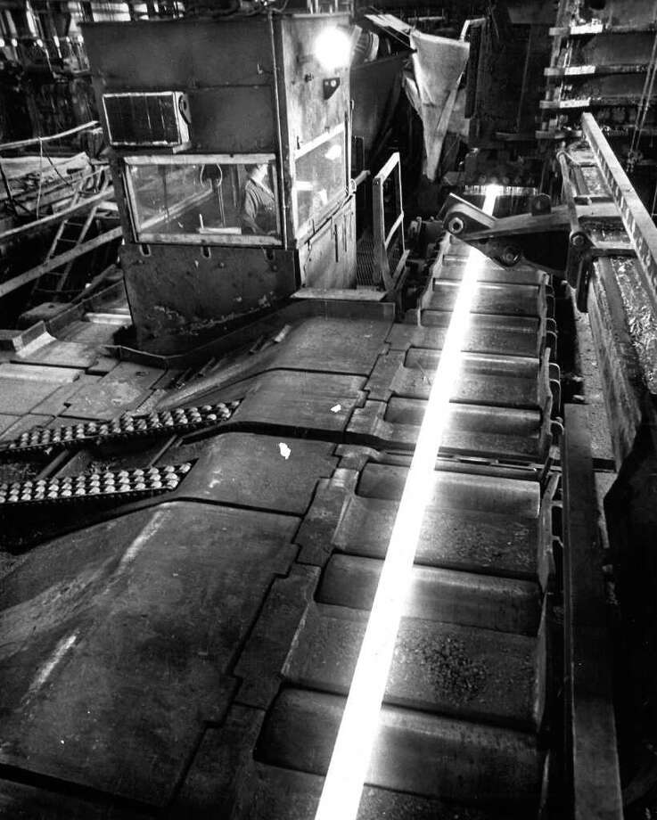 Bethlehem Steel Co., Aug. 1975 Photo: Seattlepi.com File