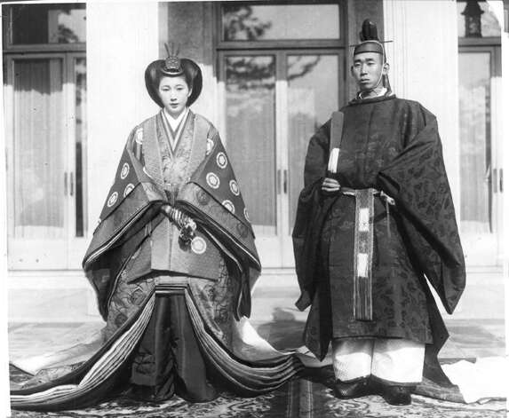 Prince Takahiko Asaka, whose family is closely related to Japan'